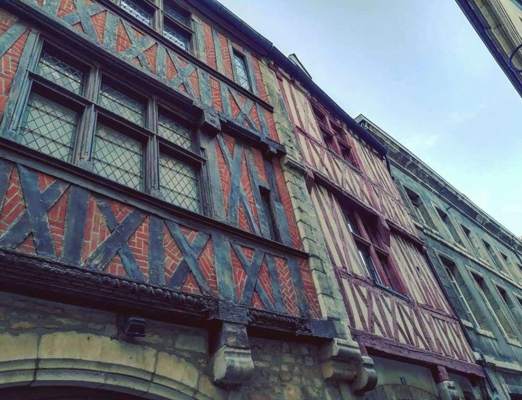 Maison à Colombages de Dijon, 11 février 2020